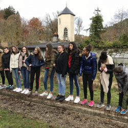 Teambuilding Marienthal 7GIA1 2018